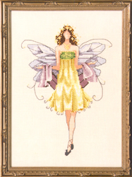 Borduurpatroon Daisy - Mirabilia Designs
