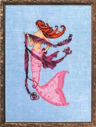 Borduurpatroon Petite Mermaid Collection - Solo Tua - Mirabilia Designs
