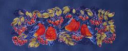 Borduurpakket Bullfinches - Merejka