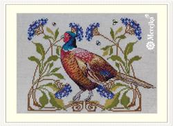 Borduurpakket The Pheasant - Merejka