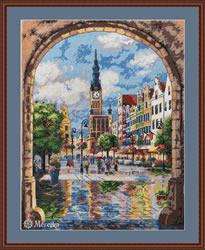 Borduurpakket Gdansk - Merejka