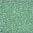 Glass Seed Beads Light Green - Mill Hill