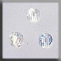 Crystal Treasures Round Bead-Crystal AB - Mill Hill