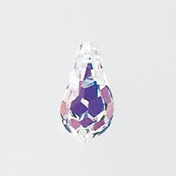 Crystal Treasures Very Small Tear Drop-Crystal AB - Mill Hill