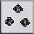 Crystal Treasures Rondele Peridot-Citrine - Mill Hill