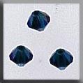 Crystal Treasures Rondele Emerald AB - Mill Hill