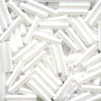 Medium Bugle Beads White - Mill Hill