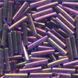 Medium Bugle Beads Royal Mauve - Mill Hill