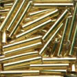Large Bugle Beads Victorian Gold - Mill Hill