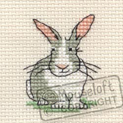 Borduurpakket Trevor the Rabbit - Mouseloft