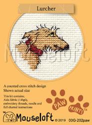 Borduurpakket Lurcher - Mouseloft