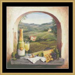 Borduurpatroon Champagne Dreams - Mystic Stitch