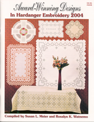 Hardangerpatroon Award Winning Designs 2004 - Nordic Needle