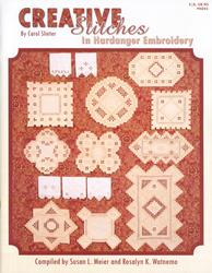 Hardangerpatroon Creative Stitches - Nordic Needle