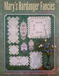 Hardangerpatroon Mary's Hardanger Fancies - Nordic Needle