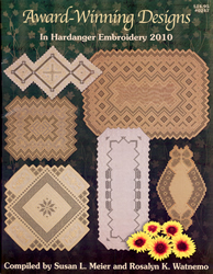Hardangerpatroon Award Winning Designs 2010 - Nordic Needle