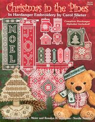 Hardangerpatroon Christmas in the Pines - Nordic Needle