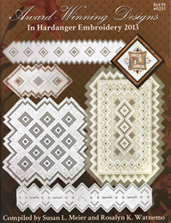 Hardangerpatroon Award Winning Designs 2013 - Nordic Needle
