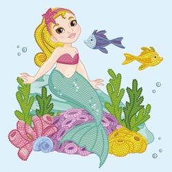 Diamond Dotz Little Mermaid - Needleart World