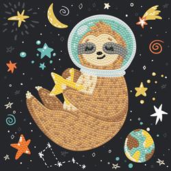 Diamond Dotz Sloth Universe - Needleart World