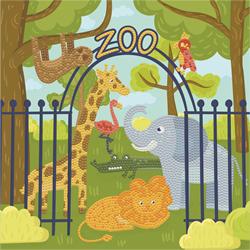 Diamond Dotz DOTZ at the Zoo - Needleart World