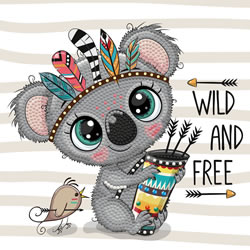Diamond Dotz Wild & Free - Needleart World