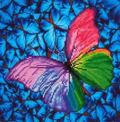 Diamond Dotz Flutter by Pink - Needleart World