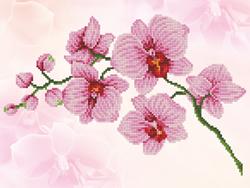 Diamond Dotz Orchid Spray - Needleart World