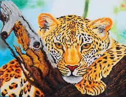 Diamond Dotz Leopard Look - Needleart World