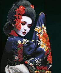 Diamond Dotz Kyoto Beauty - Needleart World