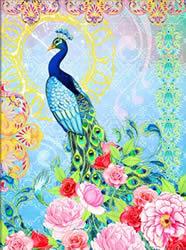 Diamond Dotz Exotic Peacock - Needleart World