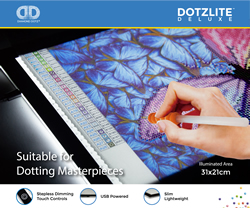 Diamond Dotz Dotz Lite - DeLuxe - Needleart World