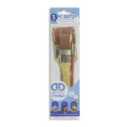 Diamond Dotz Brush Pack Delux - 3 pieces - Needleart World