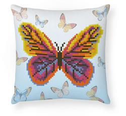 Diamond Dotz Butta Flutta Mini Pillow - Needleart World