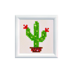 Diamond Dotz Texas Bloom DD Kit with Frame - Needleart World