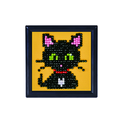 Diamond Dotz Green Eye Sparkle DD Kit with Frame - Needleart World