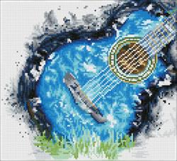 Diamond Dotz Blue Grass - Needleart World