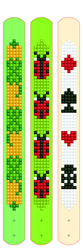 Diamond Dotz Dotzies 3 Bracelets Multi Pack - Lucky Lucky - Needleart World