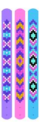Diamond Dotz Dotzies 3 Bracelets Multi Pack - Mauves - Needleart World