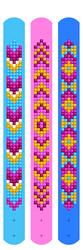 Diamond Dotz Dotzies 3 Bracelets Multi Pack - Waves - Needleart World