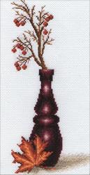 Borduurpakket Red Berries - PANNA