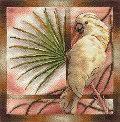 Borduurpakket Cockatoo - PANNA