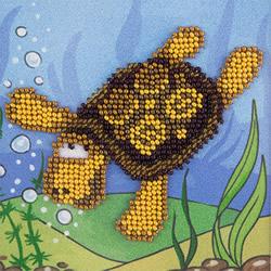 Kralen borduren Turtle - PANNA