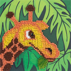 Kralen borduren Giraffe - PANNA