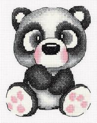 Borduurpakket Gigi the Panda - PANNA