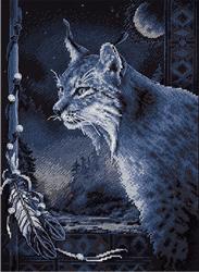 Borduurpakket Lynx Legend - PANNA