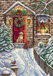 Borduurpakket Christmas Eve - PANNA