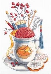 Borduurpakket Crafter's Mug - PANNA