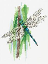 Borduurpakket Dragonfly - PANNA