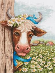 Borduurpakket In the Daisies - PANNA